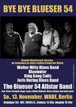 02112016 13112016 Benefiz Konzert Und Session Bye Blueser 54 Prasentiert Von Deutsche Mugge
