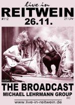 01112016 26112016 The Broadcast USA Und Michael Lehrmann Group D Live In Reitwein Nr112 MICHAEL LEHRMANN GROUP